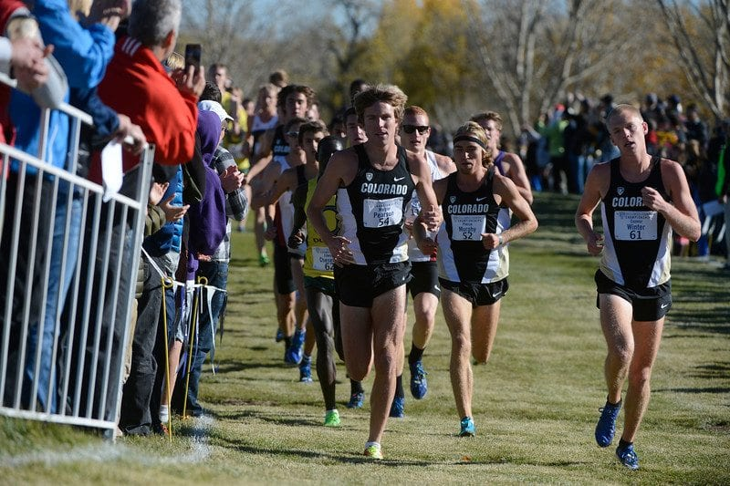 Pac 12 Cross Country Championships