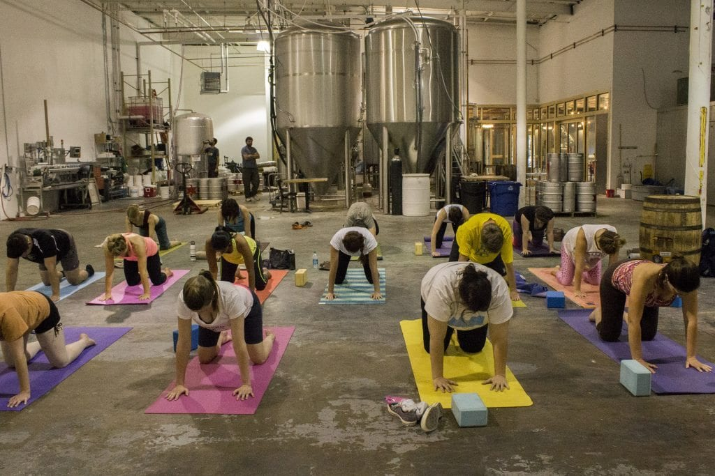 Brewhouse Yoga