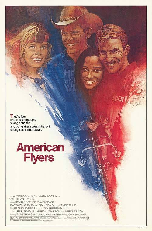 american flyers poster
