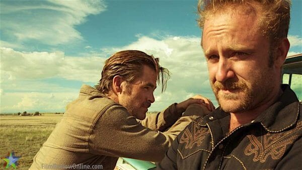 Hell or High Water - Chris Pine and Ben Foster