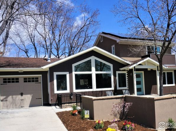 boulder single family homes
