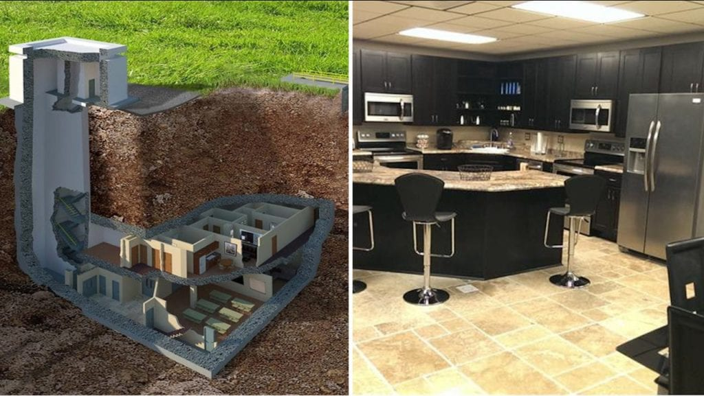 luxury bunker