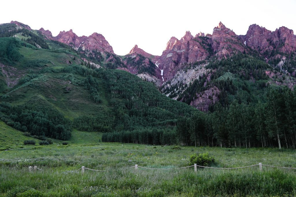 Pic of the Day - Maroon Bells