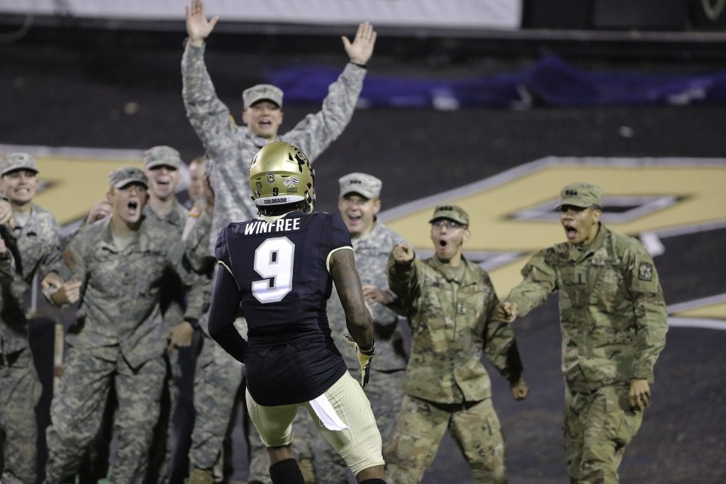 Pic of the Day - CU and Military