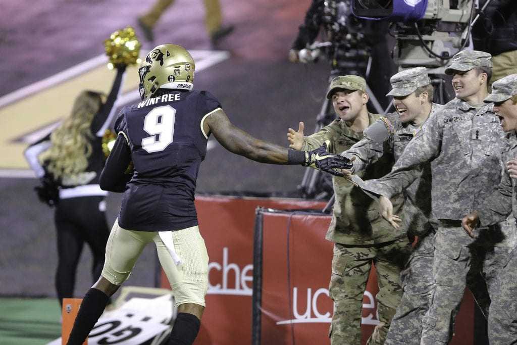 Pic of the Day - Football and Military
