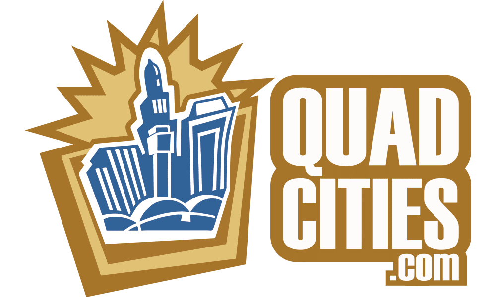Quad Cities USA - Guide to Davenport & Bettendorf Iowa and Rock Island & Moline Illinois
